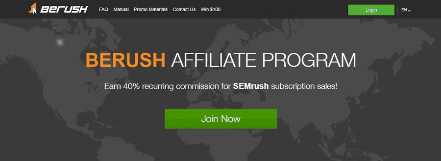 berush commission