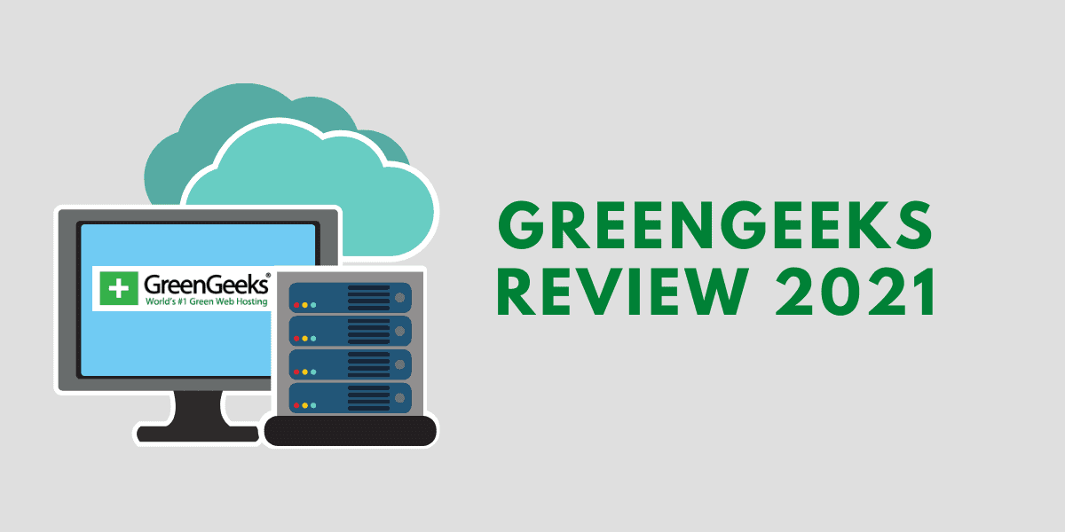 greengeeks review 2021