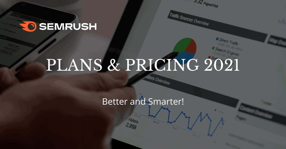 semrush pricing 2021