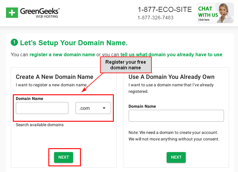 GreenGeeks Quick Launch Wizard: Step by Step Set Up Your Blog in 2021 3